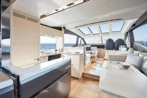 V60 Interior saloon alba oak satin | V Class